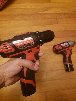 Impact and power drill for Sale in Durham, NC
