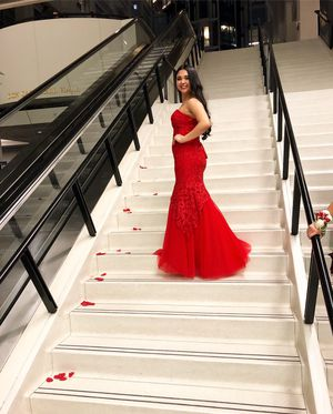 Red prom dress for Sale in Portland, OR