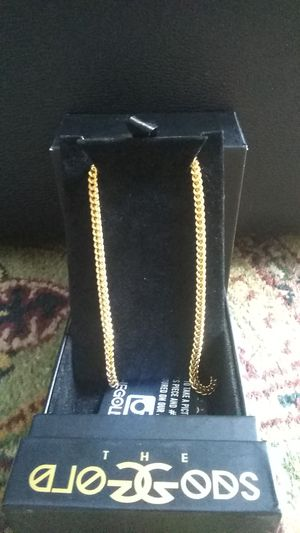 Gold chain for Sale in Germantown, MD