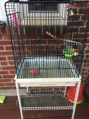 Bird cage 16x 24 high 30 for Sale in Silver Spring, MD