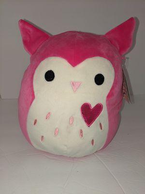 Squishmallow Francesca Owl for Sale in Tacoma, WA