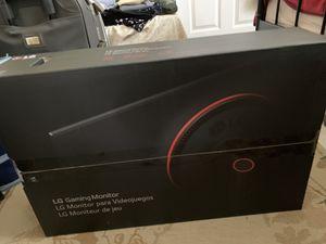 "Brand New!! Gaming Monitor w/ AMD FreeSync, 240hz. -LG 27"" : 27Gk750F-B for Sale in Fairfax, VA"