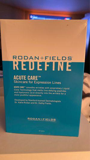 Rodan + Fields Redefine acute care NIB for Sale in Irvine, CA