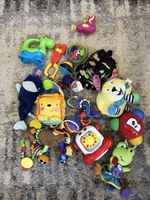 Baby Toy Lot for Sale in Rochester, MN