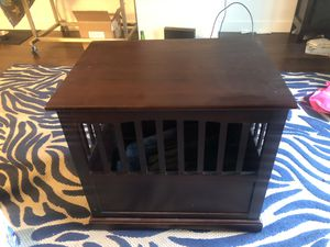 Wooden Dog Crate for Sale in Portland, OR