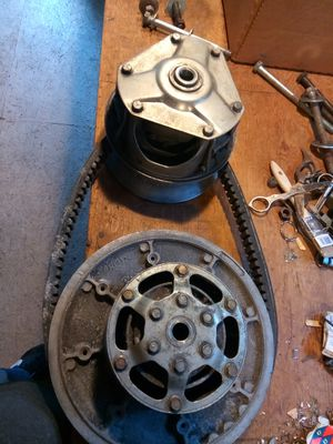 Comet MOD.102-C- Snowmobile Clutch Set for Sale in Oregon City, OR