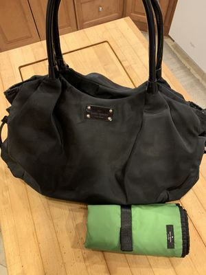 Kate Spade Diaper Bag with Changing Pad for Sale in Perkasie, PA