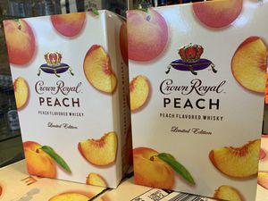Crown Peach - 750 ML - $75 for Sale in Decatur, GA