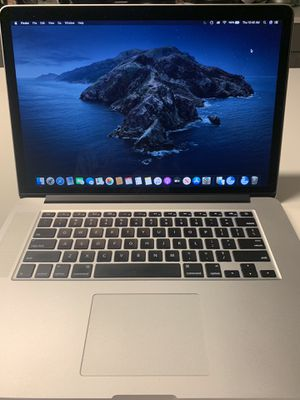 Macbook Pro Retina 15 inch for Sale in Jersey City, NJ