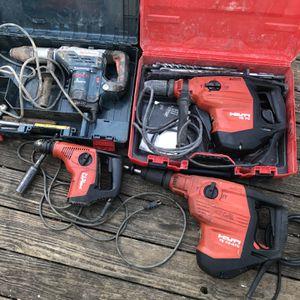 HILTI Hammer Drill Combo for Sale in Alexandria, VA