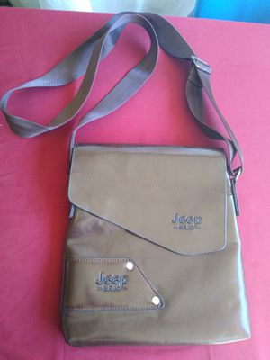 Unisex Jeep Buluo messenger bag for Sale in Olympia, WA