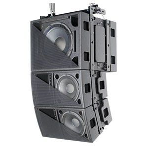 Rh / RCF Line Array Sound Package 4-Tops & 2-Subs, 2 CROWN Amps + Array Frames for Sale in New York, NY