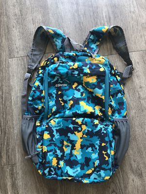 Waterproof camouflage backpack for Sale in Tampa, FL