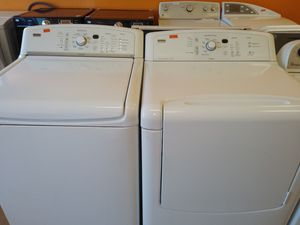 KENMORE WASHER AND ELECTRIC DRYER for Sale in Garden Grove, CA