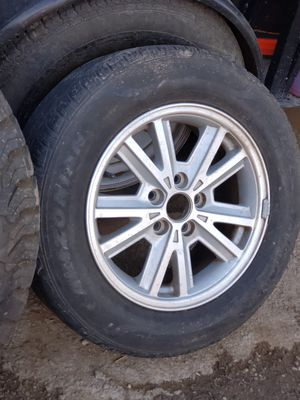 Ford Mustang Rims/ Tires for Sale in Fresno, CA