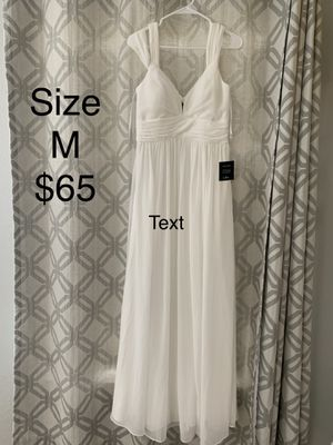Wedding Maxi Dress for Sale in Houston, TX