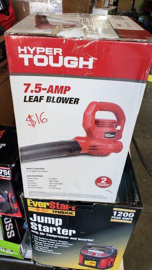 7.5 AMP leaf blower for Sale in Escondido, CA