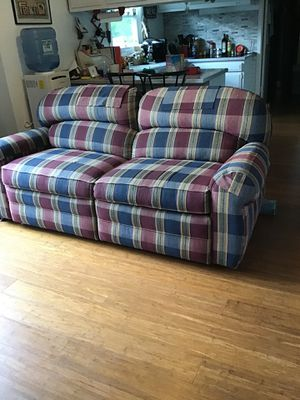 Lazy Boy Double Recliner Couch for Sale in Bowie, MD