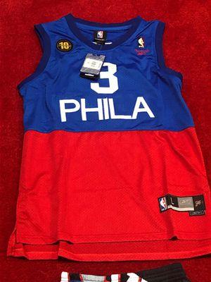 Allen iverson Reebok classic jersey men's large for Sale in Atlanta, GA