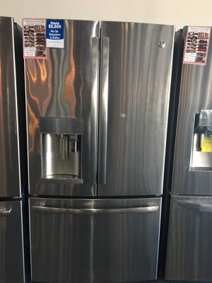 Ge Keurig French door Refrigerator take home with just $39 Down for Sale in Houston, TX