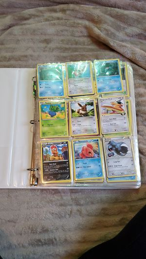Pokemon card collection lot 1 for Sale in Edgewood, WA