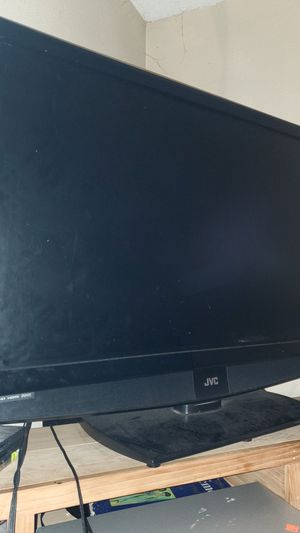 JVC TV for Sale in Puyallup, WA