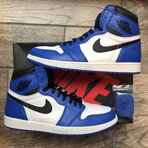 Jordan 1 'Game Royal' - Size 10.5 for Sale in Annandale, VA