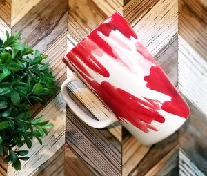 Starbucks Gold Dot Red Accents Travel Mug 2015 for Sale in Marysville, WA