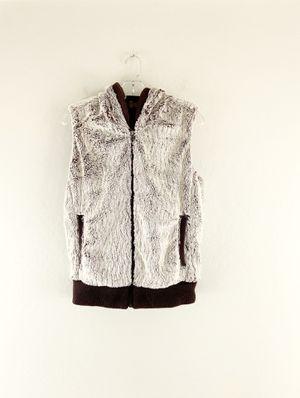 Patagonia Faux Fur Hopdie Vest for Sale in Phoenix, AZ