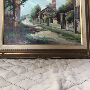 Framed picture for Sale in Lawrenceville, GA