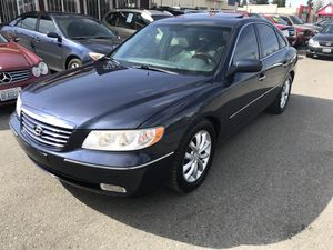 2007 Hyundai Azera limited financing available for Sale in Joint Base Lewis-McChord, WA