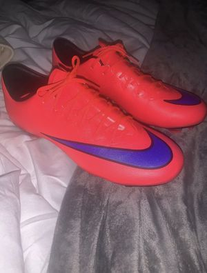 Nike mercurial vapor X pro size 5 youth brand new for Sale in South Riding, VA