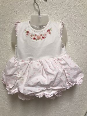 Girls 3-6mon Cute Dress w/ Shorts for Sale in Tampa, FL