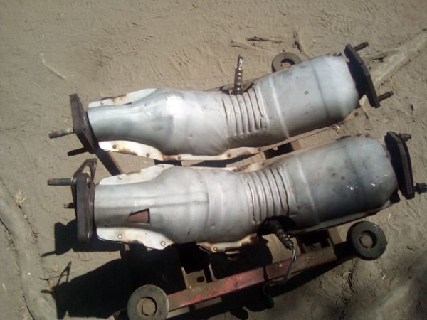 complete exhaust system 05 infinity g35 v6