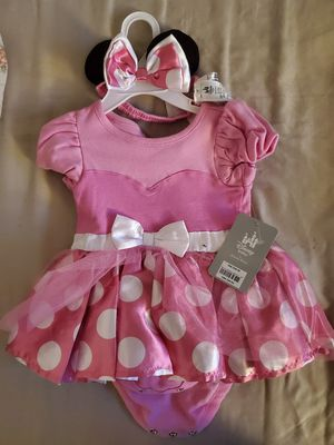 Minnie mouse costume. Brand new for Sale in Fresno, CA