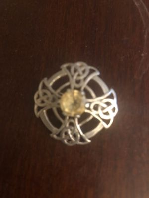 sterling Scottish broach vintage for Sale in Madison, VA