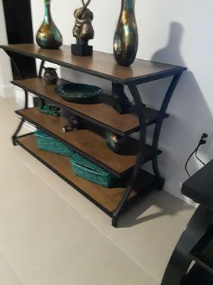 Baxton estudio console table for Sale in Hialeah, FL