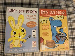 "Happy Tree Friends Vol. 1&2 ""First Blood"" & ""Second Serving"" Kids/Children for Sale in Bellevue, WA"