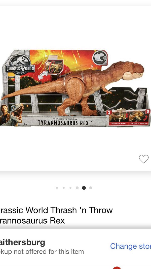 Jurassic World Toy Dinosaur