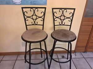 2 BAR STOOLS for Sale in Hollywood, FL