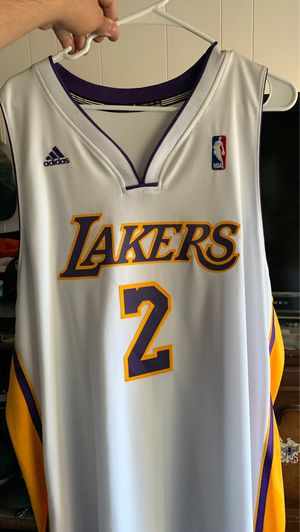 Derek Fisher Lakers Jersey 2XL for Sale in Santa Clara, CA
