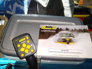 Fisher plow Joy Stick 9400 for Sale in Palmer, MA