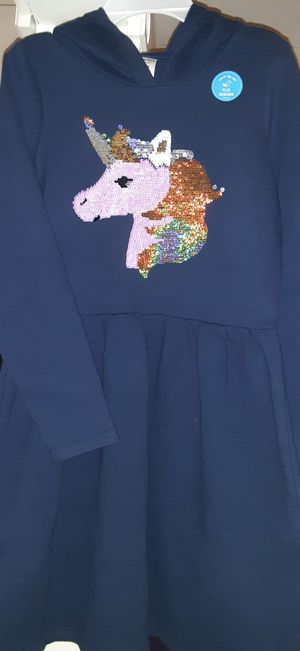New unicorn long sleeve dress for Sale in DEVORE HGHTS, CA