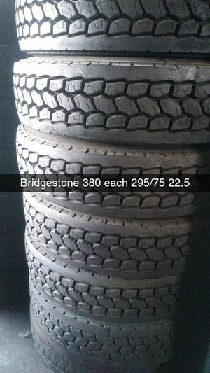 Tire tractor trailers for Sale in Chino, CA