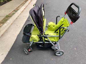 Joovy Caboose - double stroller for Sale in Ashburn, VA