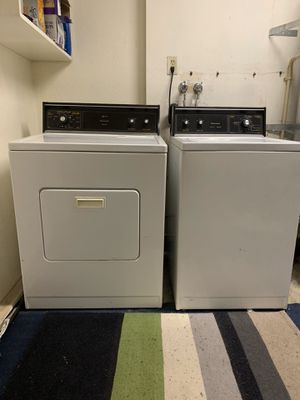 Kenmore 60 series heavy duty washer and dryer for Sale in Milwaukie, OR