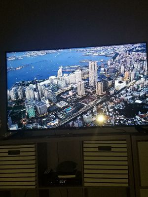 55 inch 4k TV without scratches or dent for Sale in Philadelphia, PA