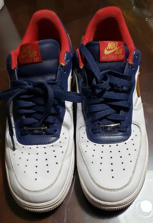 Nike air force 1 Charles Barkley for Sale in Selma, CA