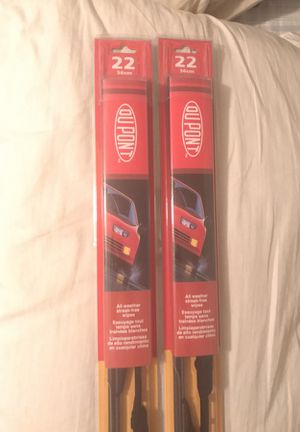 """22"""" Dupoint Windshield Wipers for Sale in Brooklyn, NY"""