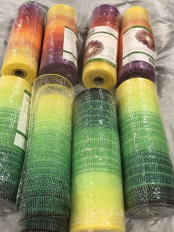 Mesh 10x10 Yards A Roll 6 For 20 for Sale in St. Peters,  MO